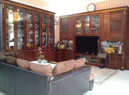 Interior Rumah Bapak Benny