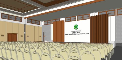 Interior Gedung Inesina