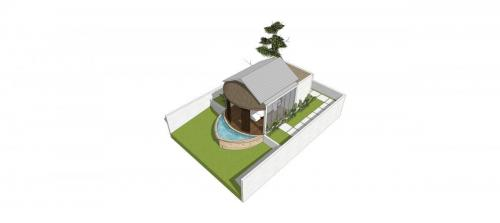 Isometri Bangunan